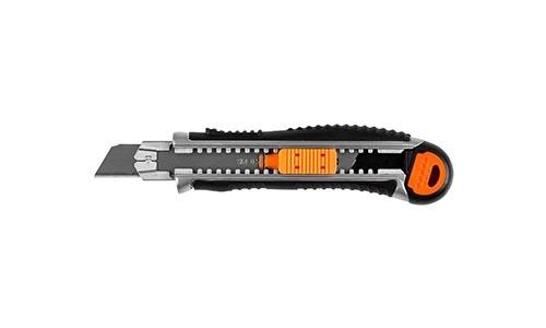 Характеристика товара «Нож сегментный Dnipro-M Ultra 18 мм» - фото №1