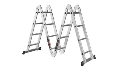 Характеристика товара «Лестница алюминиевая трансформер Dnipro-M MP-44 4,7 м» - фото №1