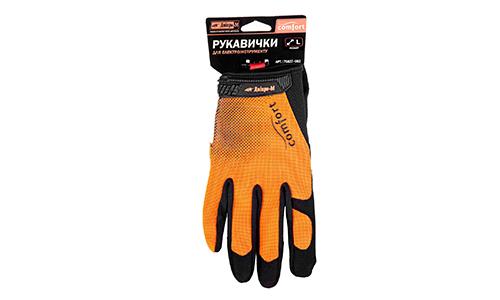 Характеристика товара «Перчатки для электроинструмента Дніпро-М Comfort L» - фото №2