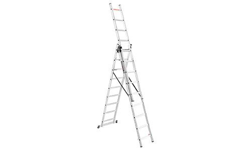 Характеристика товара «Лестница алюминиева универсальная Dnipro-M CL-309 652 см» - фото №1