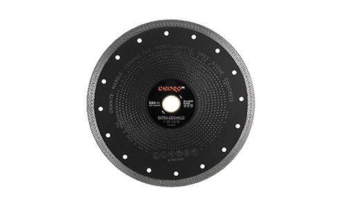 Характеристика товара «Алмазный диск Dnipro-M 230 25.4 Extra-Ceramics» - фото №2