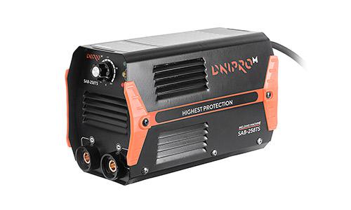 Характеристика товара «Сварочный аппарат IGBT Dnipro-M SAB-258TS» - фото №1