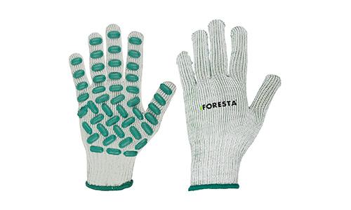 Характеристика товара «Перчатки защитные Foresta антивибрационные» - фото №2