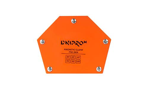 Характеристика товара «Магнітний кутник для зварювання Dnipro-M MW-3414» - фото №3