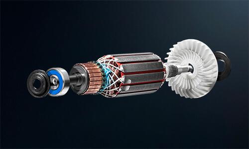 Характеристика товара «Повышенная надежность двигателя» - фото №3