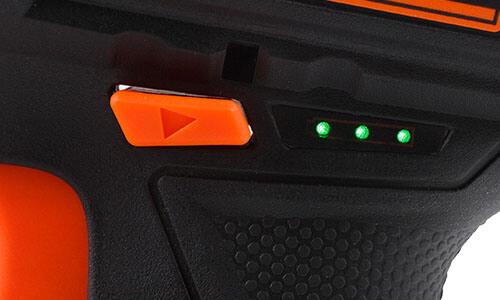 Характеристика товара «Все предусмотрено – индикатор заряда» - фото №7