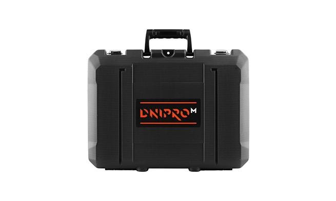 Характеристика товару «Кейс пластиковый к аккумуляторной дрели-шуруповёрту Dnipro-M CD-200BC ULTRA 2021» - фото №7