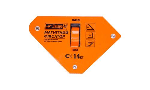 Характеристика товара «Магнитный уголок для сварки МКВ-1013» - фото №3