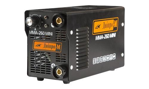 Характеристика товара «Сварочный инвертор ММА-260 Mini» - фото №1