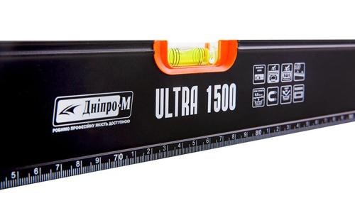 Характеристика товара «Уровень Ultra 1500 мм» - фото №1