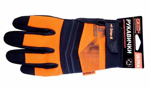 Характеристика товара «Перчатки для электроинструмента Ultra L» - фото №1