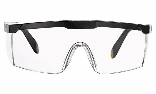 Характеристика товара «Очки защитные Master прозрачные» - фото №2