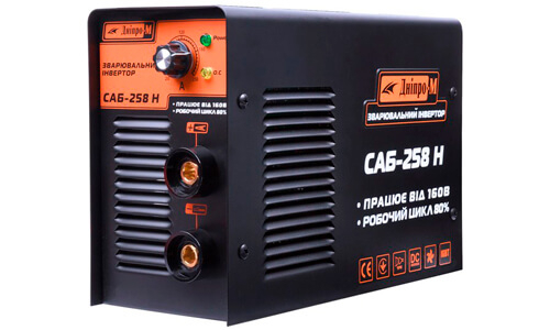 Характеристика товара «Сварочный инвертор САБ-258Н» - фото №1