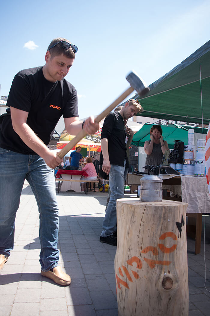 Фестиваль кузнецов
