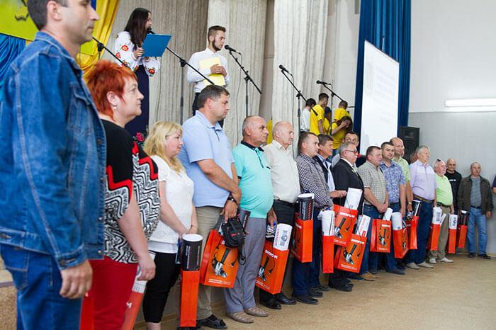 Всеукраинского конкурса сварщиков в Харькове