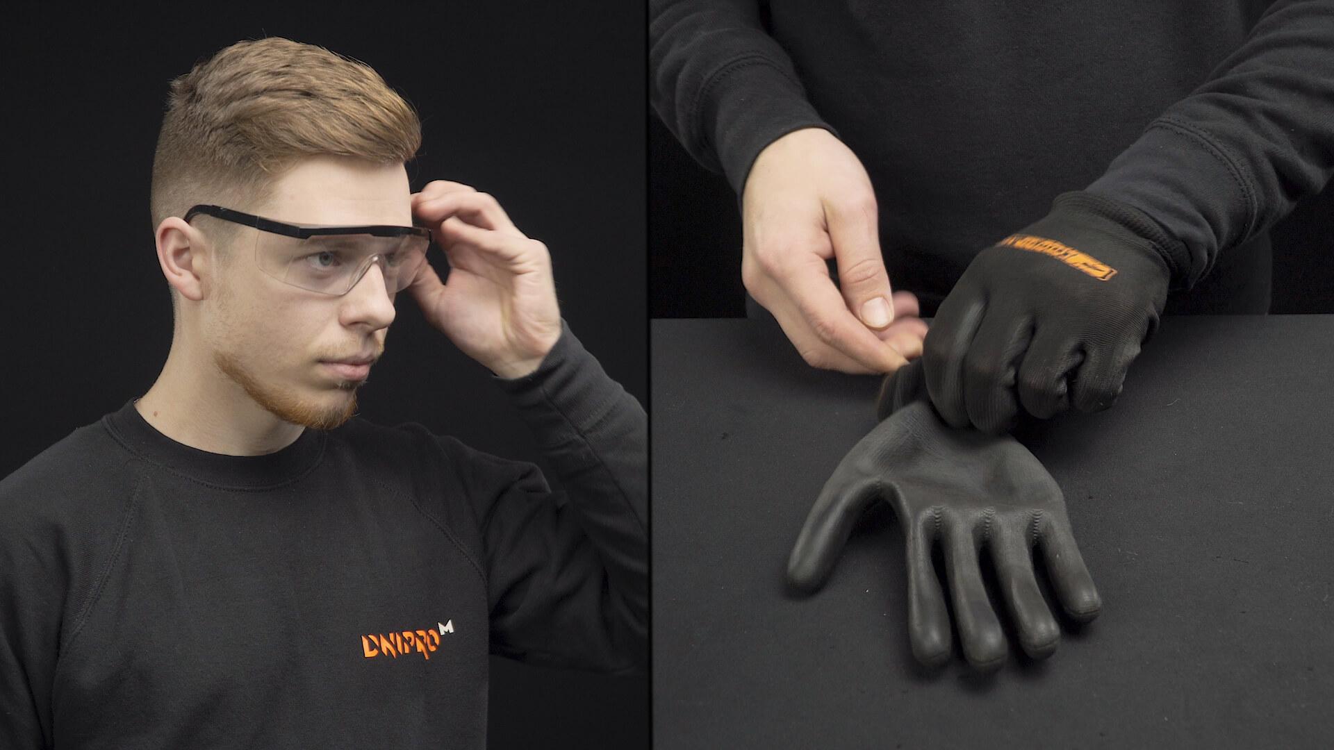 Фото-инструкция по изготовлению подноса своими руками - Шаг 2