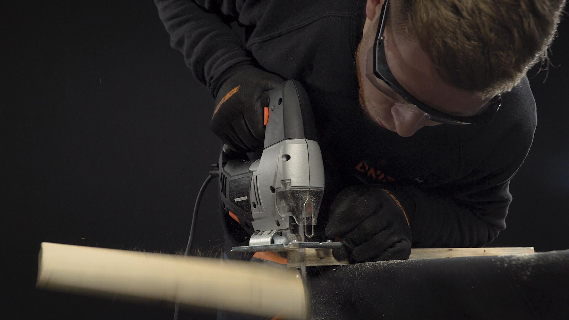 Фото-инструкция по изготовлению подноса своими руками - Шаг 6