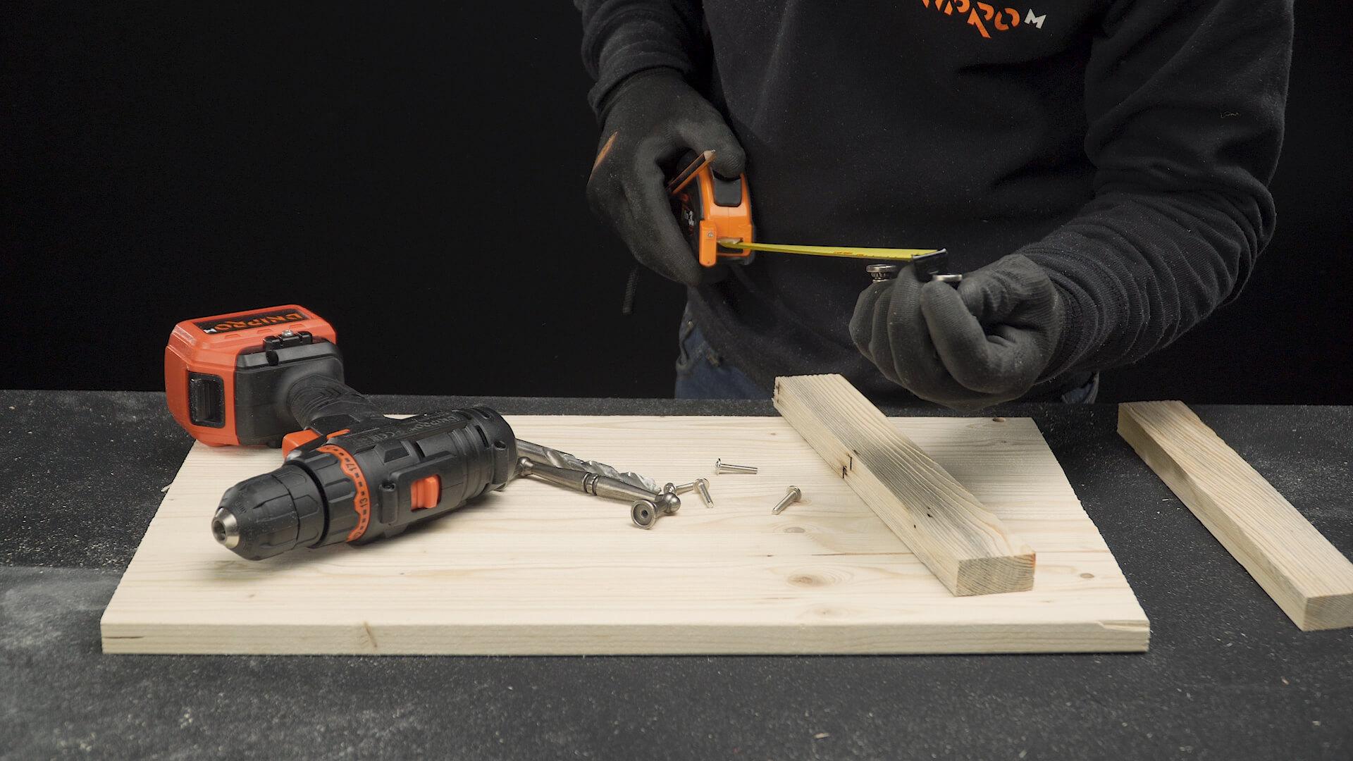 Фото-інструкція з виготовлення таці своїми руками - Крок 8