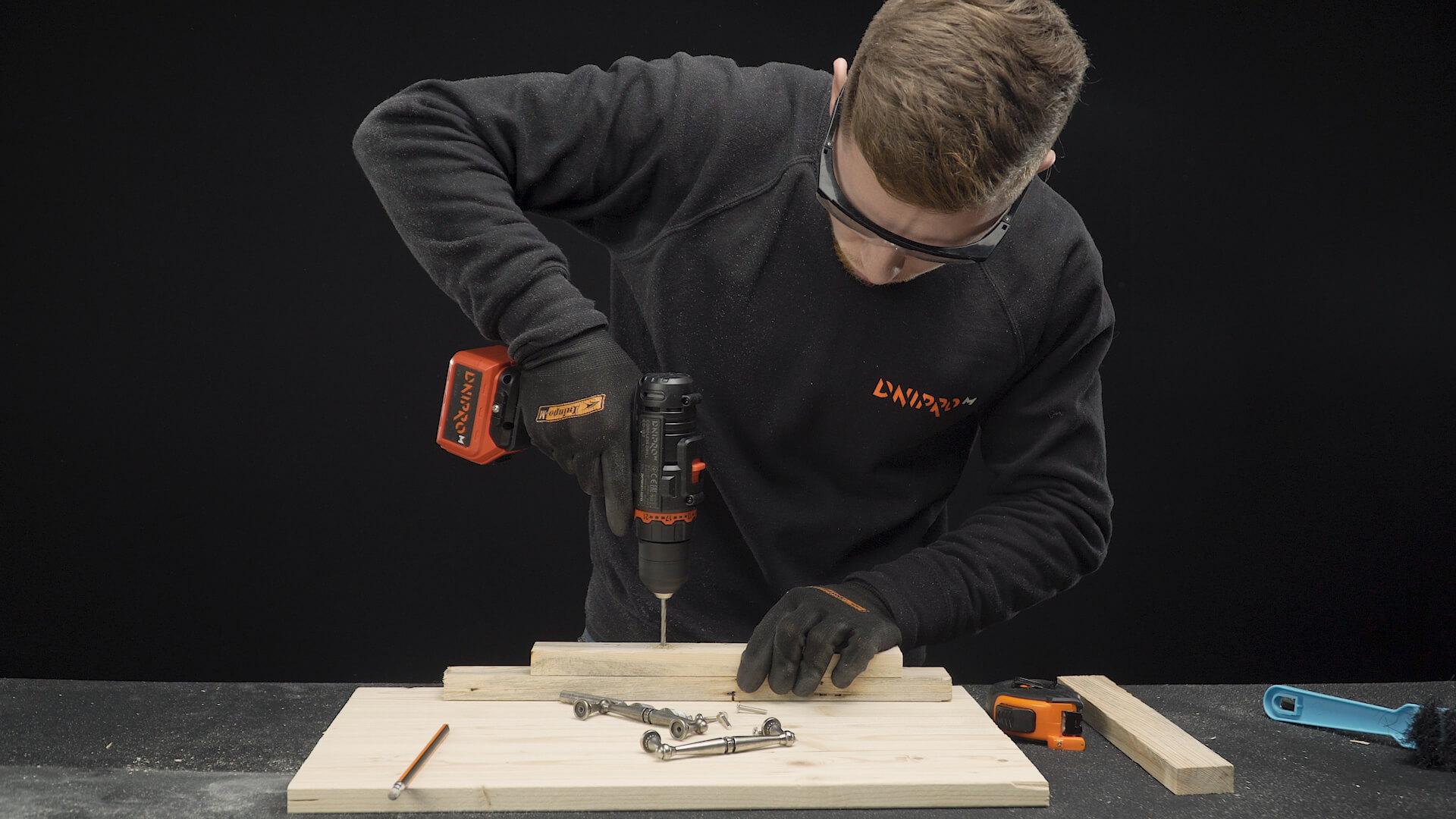 Фото-инструкция по изготовлению подноса своими руками - Шаг 9