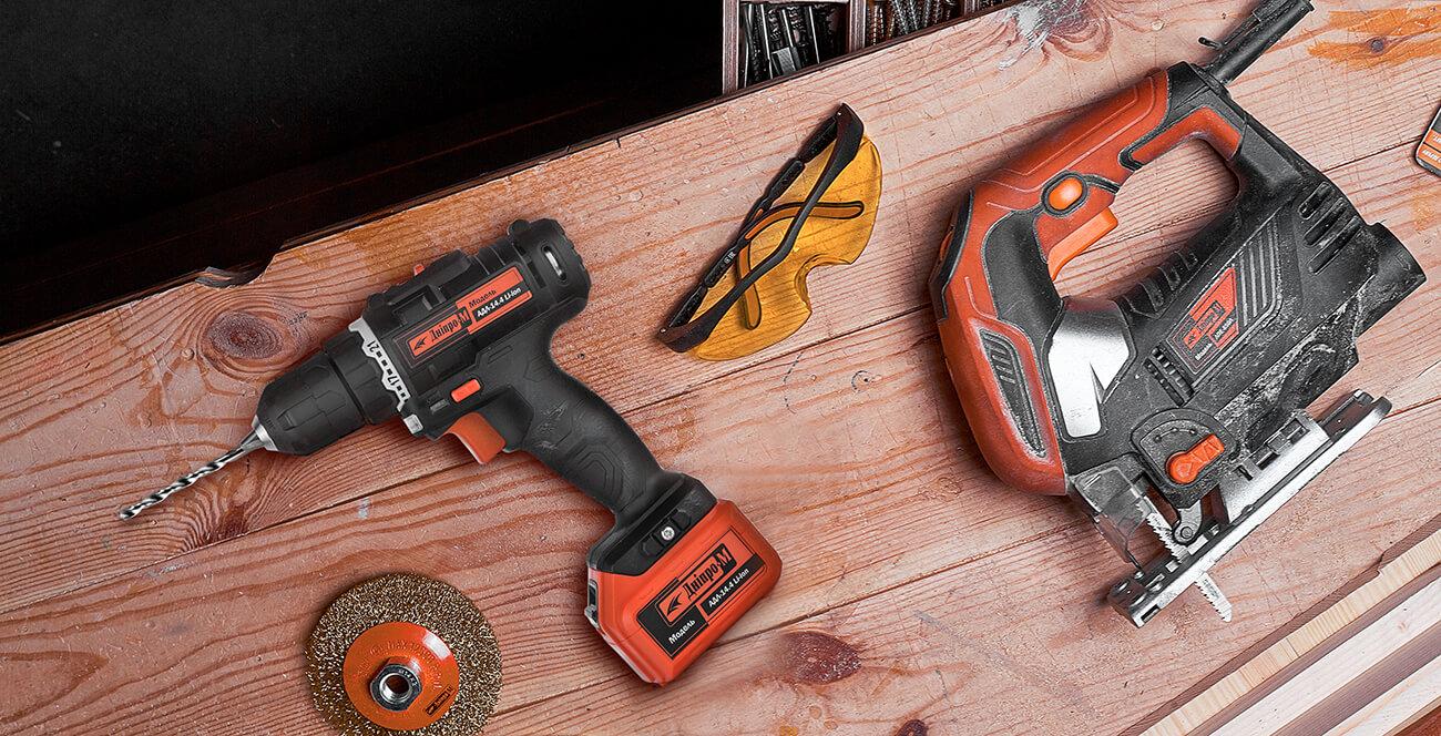 Инструменты для изготовления деревянного забора
