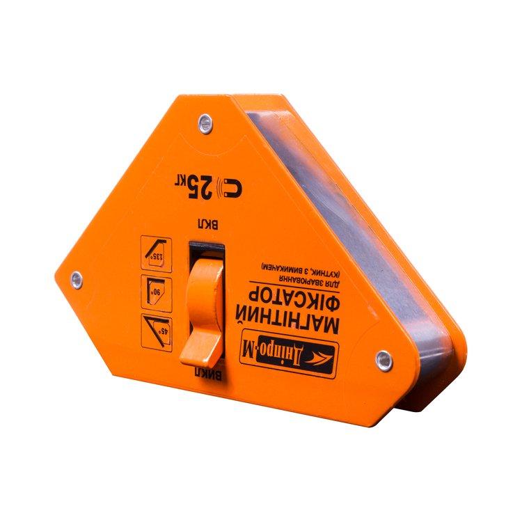 Магнитный угольник для сварки Дніпро-М МКВ-1324 фото №2