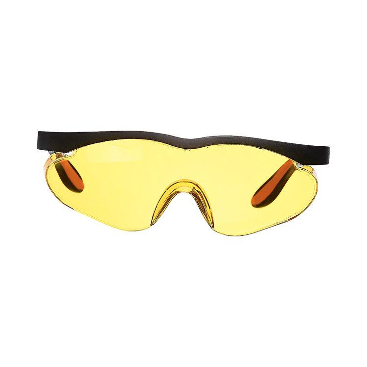 Очки защитные Дніпро-М Profi жёлтые