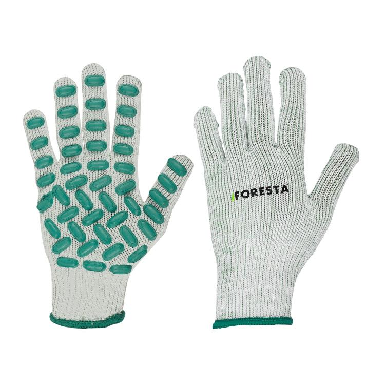 Перчатки защитные Foresta антивибрационные фото №2