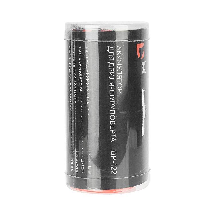 Акумуляторная батарея к шуруповерту Dnipro-M BP-122