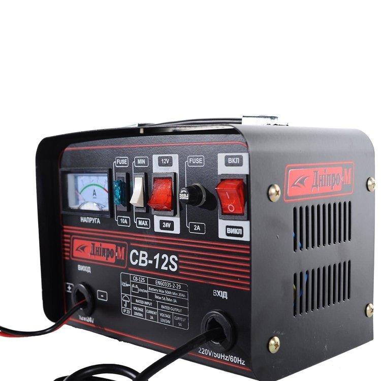 Зарядное устройство Дніпро-М СB-12S фото №4
