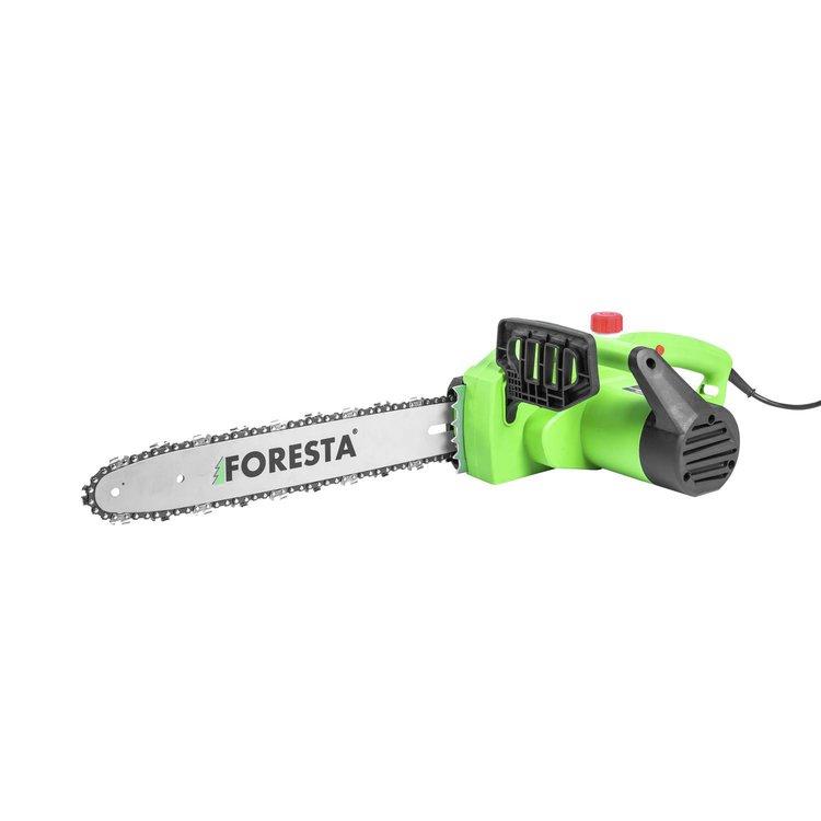 Электропила цепная Foresta FS-1835S + масло для цепей фото №2