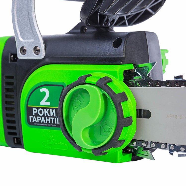 Электропила цепная Foresta FS-2840DS + масло для цепей фото №8