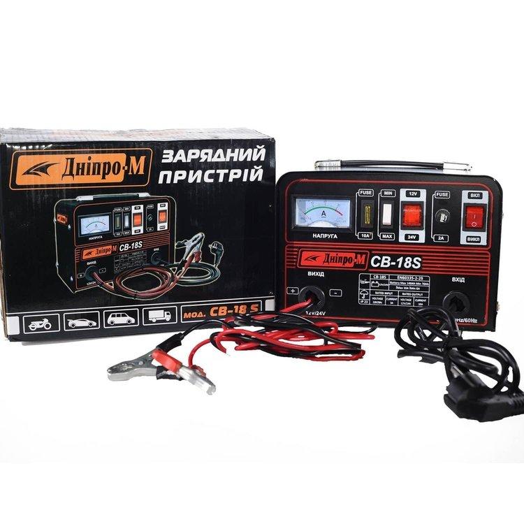 Зарядное устройство Дніпро-М СB-18S фото №2