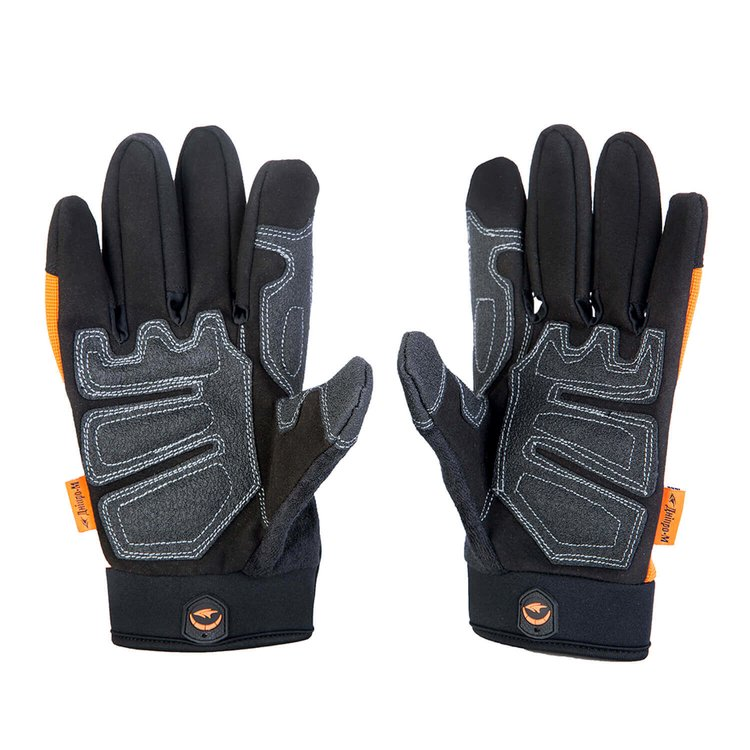 Перчатки для электроинструмента Дніпро-М Ultra L + Очки защитные Comfort фото №4