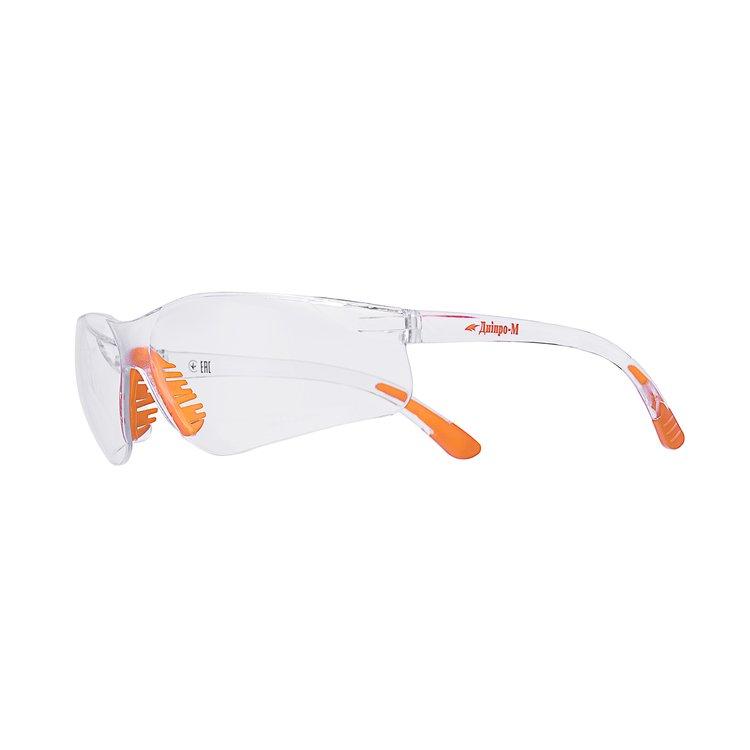 Перчатки для электроинструмента Дніпро-М Ultra L + Очки защитные Comfort фото №5