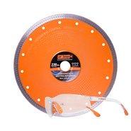 Алмазный диск 230 22,2, Екстра-Керамика + очки Comfort