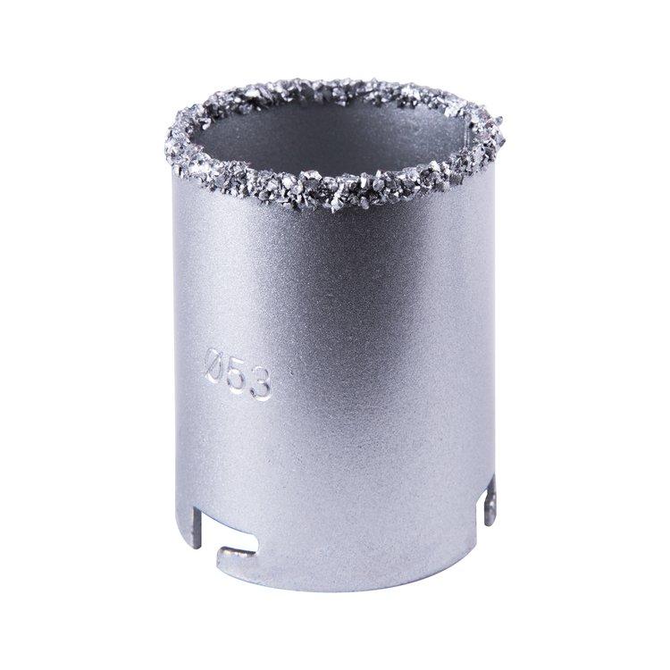 Набор вольфрамовых коронок Дніпро-М (5 шт.) (33,53,67,73,83 мм) фото №6