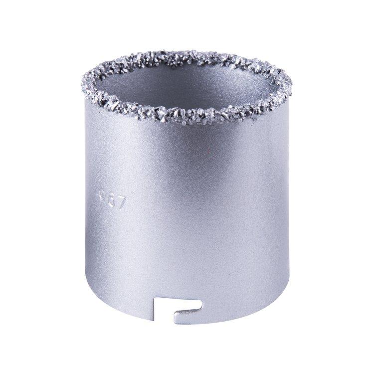 Набор вольфрамовых коронок Дніпро-М (5 шт.) (33,53,67,73,83 мм) фото №7