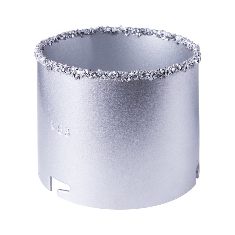 Набор вольфрамовых коронок Дніпро-М (5 шт.) (33,53,67,73,83 мм) фото №9