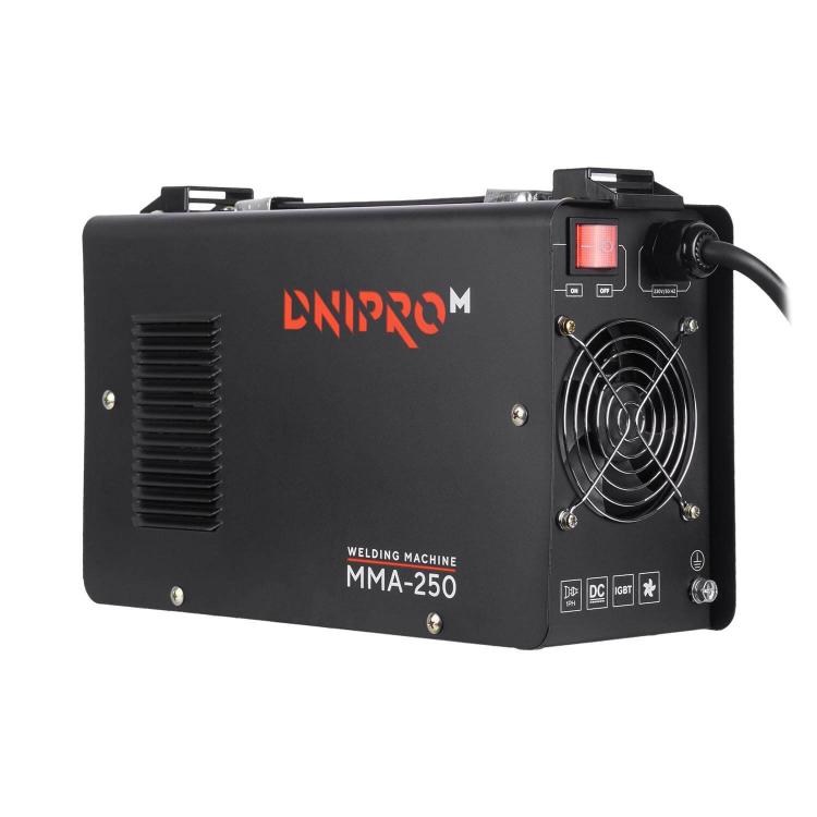 Зварювальний апарат IGBT Dnipro-M ММА-250 фото №2
