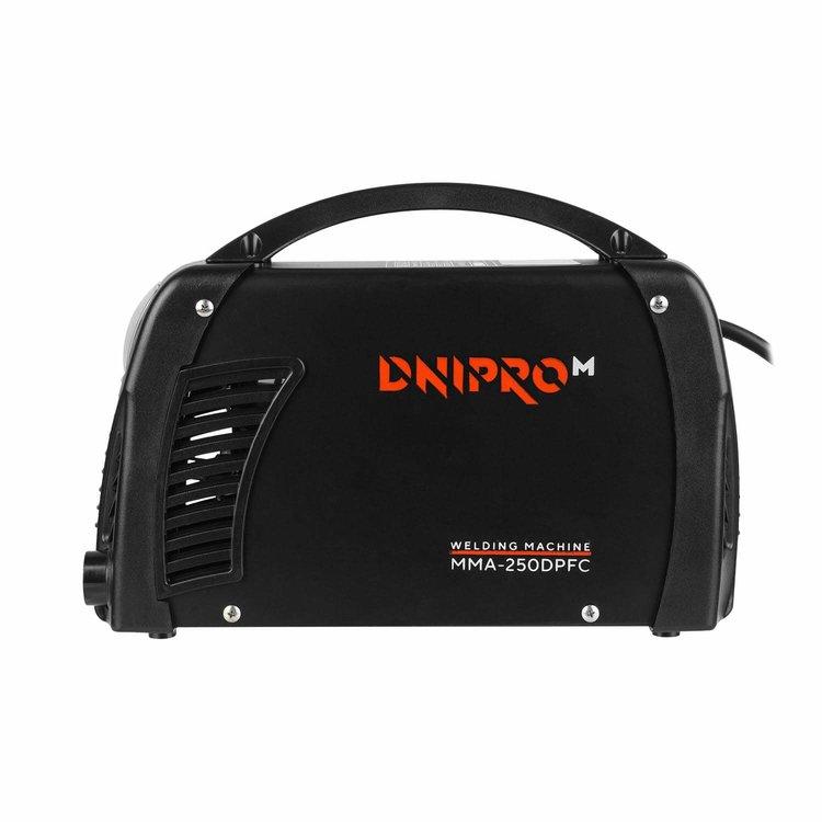 Сварочный аппарат IGBT Dnipro-M MMA-250 DPFC фото №6