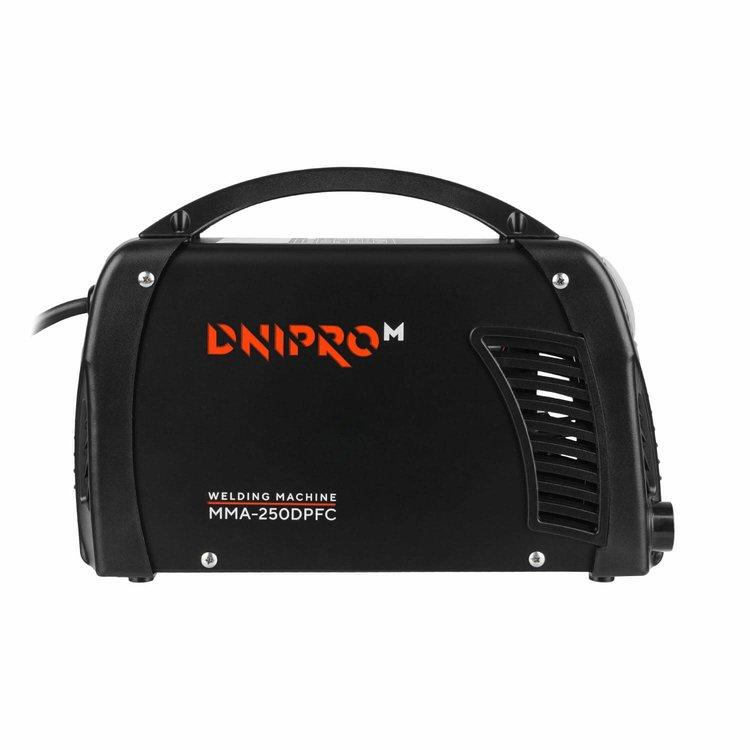 Сварочный аппарат IGBT Dnipro-M MMA-250 DPFC фото №7