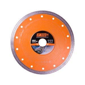 Алмазный диск Дніпро-М 180 22.2 Екстра-Керамика