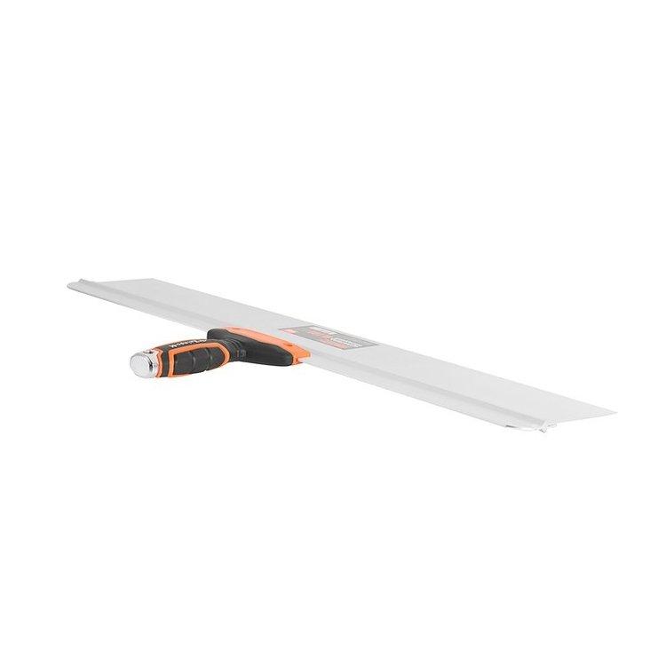 Лестница алюминиевая трансформер Dnipro-M MP-44Р 4,7 м + Шпатель фасадный Ultra 600 мм фото №10