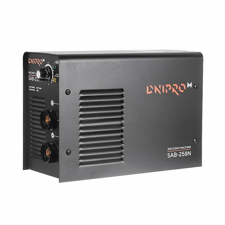 Сварочный аппарат Dnipro-M SAB-258N + Краги + Электроды фото №3