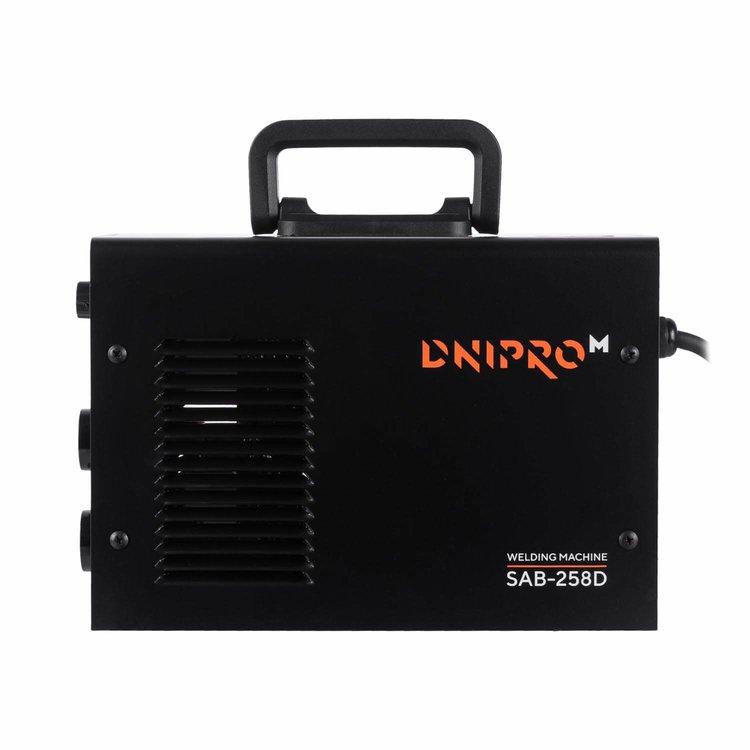 Сварочный аппарат IGBT Dnipro-M SAB-258D фото №3