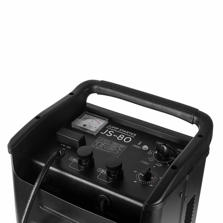 Пуско-зарядное устройство Dnipro-M JS-80 фото №3