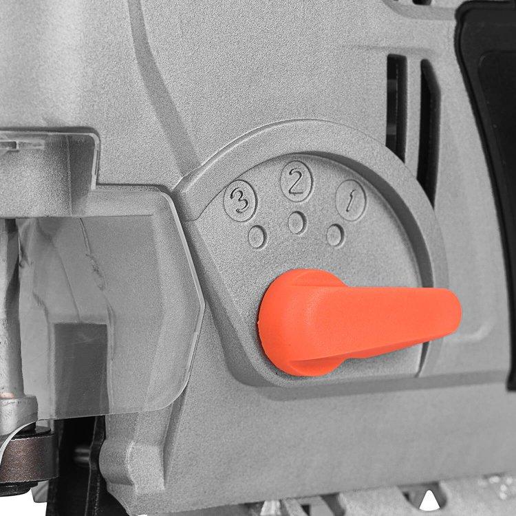 Лобзик электрический Dnipro-M JS-80S фото №7