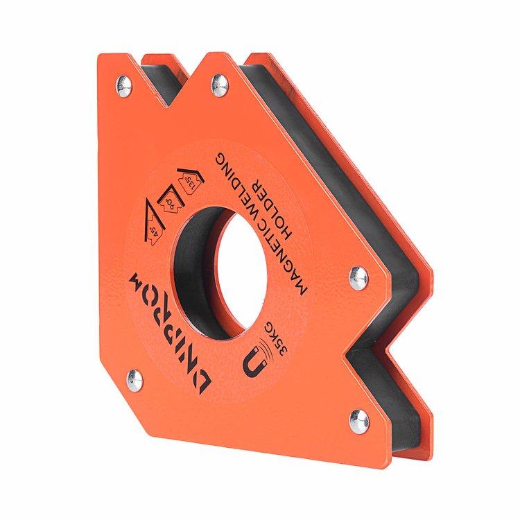 Магнитный угольник для сварки Dnipro-M MW-3413 фото №4