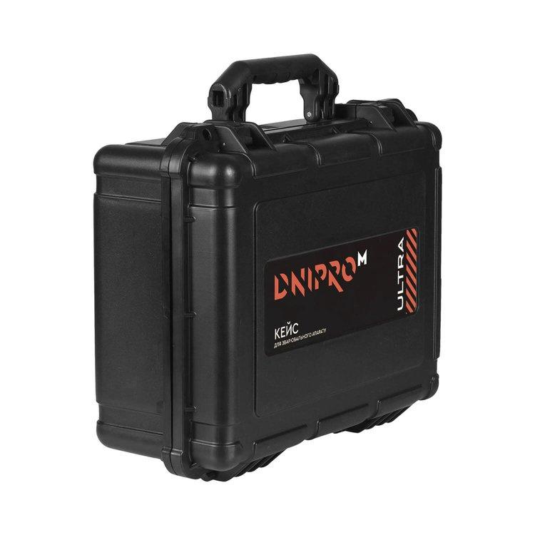 Сварочный аппарат IGBT Dnipro-M ММА-250 + Кейс для сварочных аппаратов фото №3