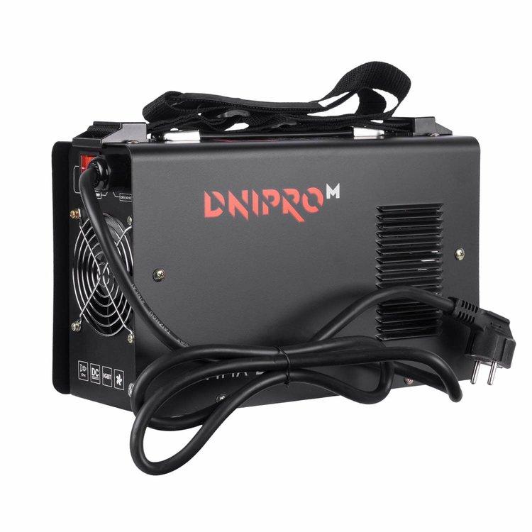 Сварочный аппарат IGBT Dnipro-M ММА-250 + Кейс для сварочных аппаратов фото №5
